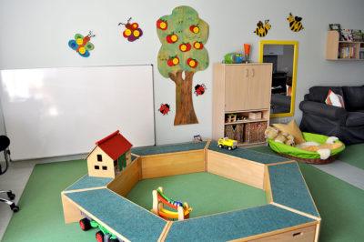 Kindergarten St. Blasius, Altusried - Innenansicht