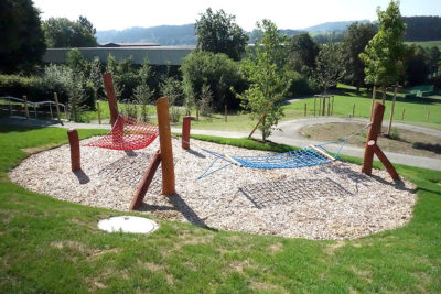 Bild Spielplatz - Kita St. Blasius in Altusried